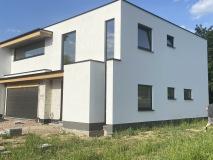 Nieuwbouwwoning met isolatie EPS 0,032, dikte 16cm